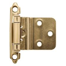 what is the inset of a cabinet hinge brainerd 2 pack 3 8 in chagne bronze self closing overlay cabinet hinge