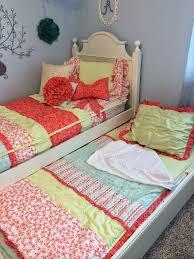 Girls Daybed Bedding Bedroom Mesmerizing Trundle Bed For Kids Bedroom Furniture Ideas