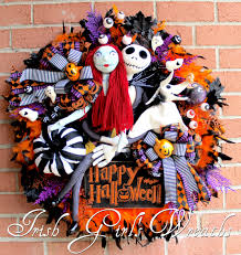 jack skeleton halloween irish u0027s wreaths where the difference is in the details