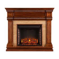boston loft furnishings lena electric fireplace the mine
