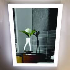Led Bathroom Mirror Creators Civis Cvan2436led Led Angel Lighted Bathroom Mirror