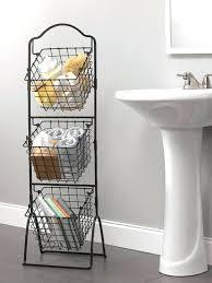 Bathroom Wire Rack Bathroom Wire Baskets Bathroom Accessories Wire Baskets Bathroom