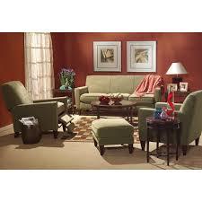 Flexsteel Leather Sofa Digby