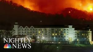Wildfire Evacuation Stages by Tennessee Wildfires Ravage Resort Town Leave 3 Dead 14 000
