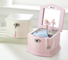 personalized jewelry box for baby ballerina pink jewelry things for kids small