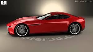 mazda sports car models mazda rx vision 2015 3d model by humster3d com youtube