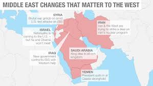 middle east map changes what s happening in the middle east and why it matters cnn