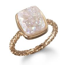 girls stone rings images Stone ring with gold for girls weddings eve jpg