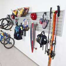 flow wall modular sports wall storage panel set with accessories