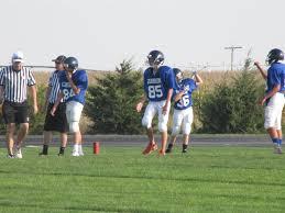 jr high football gibbon public schools