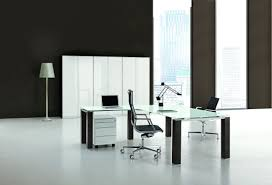 Chef Schreibtisch Chefschreibtisch Holz Glas Modern Jet Bralco