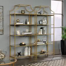 Sauder Library Bookcase by International Lux Bookcase 421434 Sauder