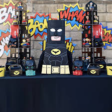 batman party ideas lego batman party that will make superman jealous make lovely