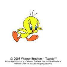 tweety bird birdnote