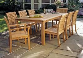 Teak Patio Chairs Fabulous Kingsley Outdoor Patio Furniture Dining Sets Teak Patio