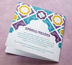 wedding program wording etiquette 4 ways of honoring deceased relatives in your wedding program