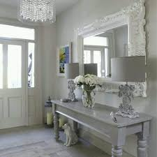 White Entryway Furniture Unusual Contemporary Furniture Entryway Table Design Ideas With