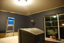 Kitchen Cabinets Painted Two Colors Painting Two Colors On One Wall Fancy Home Design