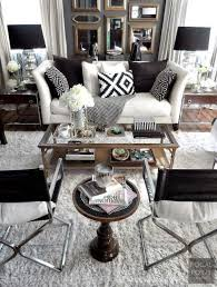 Living Room Black And White Living Room Ideas Chairs Silver Gold