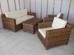 divanetto vimini arredamento midollino rattan bambu vimin naturale dal pozzo argenta