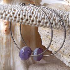 titanium earrings sensitive ears hoop titanium earrings hypoallergenic earrings for sensitive ears