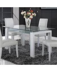 global furniture dining table great deal on global furniture frosted glass dining table with white