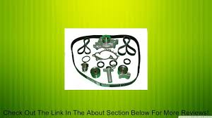 lexus rx300 timing belt replacement timing belt kit lexus rx300 1999 2000 2001 2002 2003 review