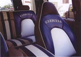 Ostrich Upholstery Collins Interior Automotive Interiors Custom Headliners