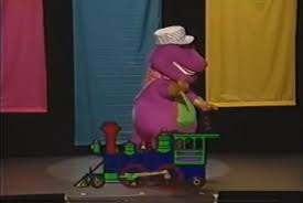 image down by the station jpg barney wiki fandom powered by