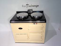 our range of reconditioned gas oil and electric aga cookers