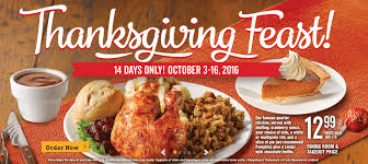 swiss chalet canada thanksgiving feast meal for 12 99 canadian