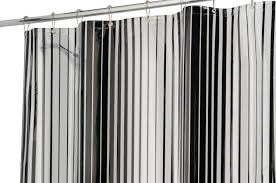 Navy Blue And White Horizontal Striped Curtains Black And White Striped Curtains Wal Mart Iron Everything Hang I