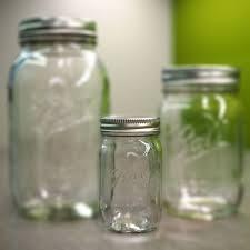 Miniature by Ball 4 Oz Miniature Storage Jar 4 Count