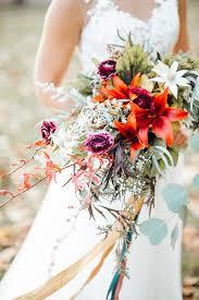 Cascading Bouquet Picture Of Cascading Bouquet