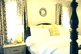 Yellow Bedroom Curtains Yellow And Gray Bedroom Curtains Curtains Grey And Yellow