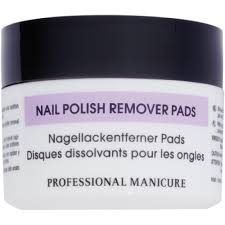 alessandro professional manicure nail polish remover pads