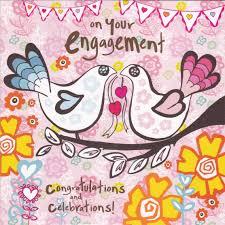 congratulations engagement card artistic congratulations on your engagement card design