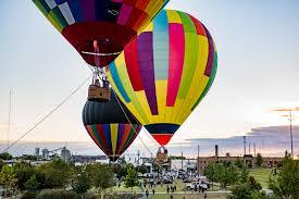 vantage lexus birmingham air balloons provide different view from above railroad park