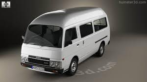 nissan caravan 2006 360 view of nissan caravan urvan lwb hr 1985 3d model hum3d store