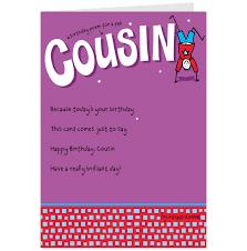 birthday card for cousin alanarasbach com