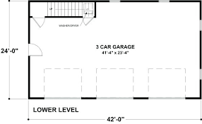home plans with apartments attached front base modelone story house plans with garage on side small