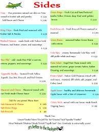 the backyard cafe menu backyard and yard design for village