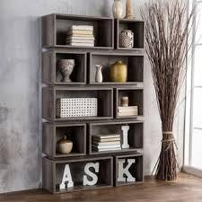 Modern Bookcases Modern Bookshelves U0026 Bookcases Shop The Best Deals For Oct 2017