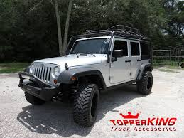 Smittybuilt Roof Rack by 2015 Jeep Wrangler Smittybilt Rack Topperking Topperking