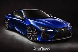 lexus van usa here u0027s what an even hotter lexus lc f would look like u2014sign us up