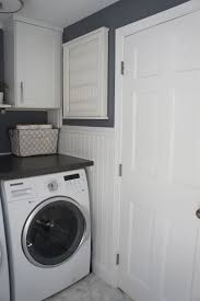 bathroom laundry ideas home with baxter house tour week 5 half bath laundry room reveal