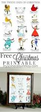 the 25 best twelve days of christmas ideas on pinterest 12 days