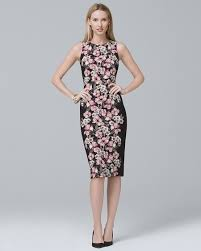 sheath dress dresses sheath dresses whbm