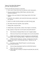 mmc 2121 writing fundamentals uf page 1 course hero