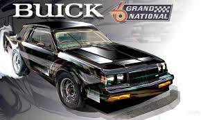 2015 Buick Grand National And Gnx William Inman Art Buick Grand National